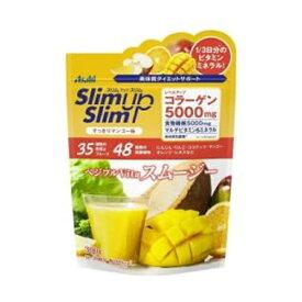 アサヒグループ食品 Slimup Slim(スリムアップスリム) ベジフルVitaスムージー すっきりマンゴー味 300g 〔美容・ダイエット〕【代引きの場合】大型商品と同一注文不可・最短日配送
