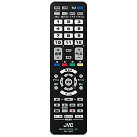 JVC ジェイブイシー AVマルチリモコン RM-A633-B ブラック[RMA633B]