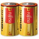 富士通 FUJITSU LR20FL-2S 単1電池 LongLife(ロングライフ) [2本 /アルカリ][LR20FL2S]