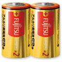 富士通 FUJITSU LR14FL-2S 単2電池 LongLife(ロングライフ) [2本 /アルカリ][LR14FL2S]