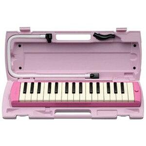 ヤマハ YAMAHA ピアニカ 32鍵盤 P-32EP ピンク[鍵盤ハーモニカ ヤマハ P32EP]