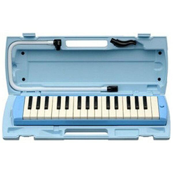 【送料無料】 ヤマハ YAMAHA ピアニカ 32鍵盤 P-32E ブルー[P32E]