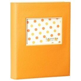 セキセイ SEKISEI LA-3780 ラポルタ ポケットアルバム フレーム(オレンジ)[LA3780]