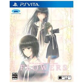 プロトタイプ PROTOTYPE FLOWERS 夏篇【PS Vitaゲームソフト】