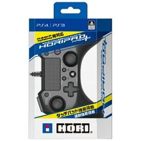 HORI ホリ ホリパッドFPSプラス for PlayStation 4 ブラック【PS4】