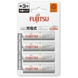 富士通 FUJITSU HR-3UTC 4B 単3形 充電池 [4本]