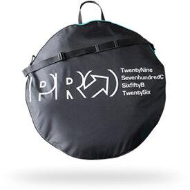 シマノ SHIMANO ホイールバッグ(2本用)(ブラック) R20RBA0031X