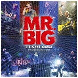 ビクターエンタテインメント Victor Entertainment MR.BIG/R.L.S. 113 SENDAI 初回生産限定盤 【CD】