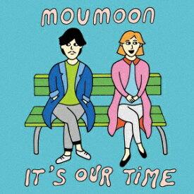 エイベックス・エンタテインメント Avex Entertainment moumoon/It's Our Time(Blu-ray Disc付) 【CD】