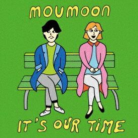 エイベックス・エンタテインメント Avex Entertainment moumoon/It's Our Time(2DVD付) 【CD】