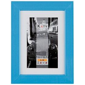 万丈 VANJOH KATY カラーフレーム(L判/ブルー) KT-L-BL[KATYカラーフレームLバンブルー]