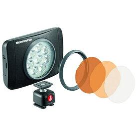 マンフロット Manfrotto LUMI LEDライト 550 lux MUSE MLUMIMU-BK[MLUMIEMUBK]