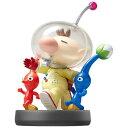 任天堂 amiibo ピクミン&オリマー(大乱闘スマッシュブラザーズシリーズ)【Wii U/New3DS/New3DS LL】
