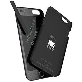 UNIQ ユニーク iPhone 6用 memo case 電子メモパッド搭載 ブラック FNMECA1647BK