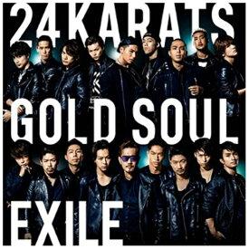 エイベックス・エンタテインメント Avex Entertainment EXILE/24karats GOLD SOUL 【CD】【発売日以降のお届けとなります】