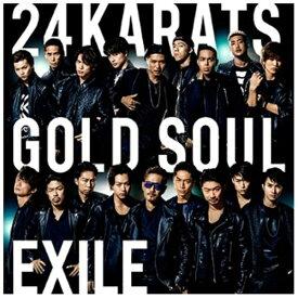 エイベックス・エンタテインメント Avex Entertainment EXILE/24karats GOLD SOUL(DVD付) 【CD】【発売日以降のお届けとなります】