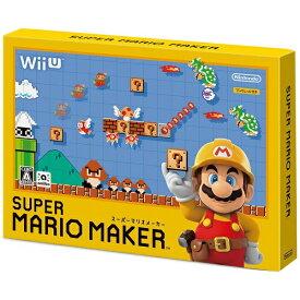 任天堂 Nintendo スーパーマリオメーカー【Wii Uゲームソフト】