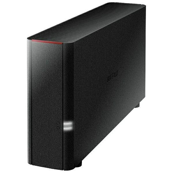 【送料無料】 BUFFALO ネットワークHDD 1TB[有線LAN/USB2.0・Android/iOS/Mac/Win] LS210DCシリーズ LS210D0101C