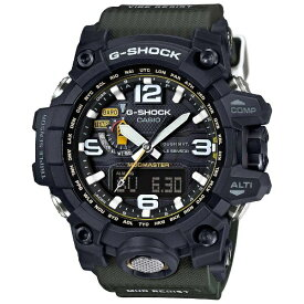 カシオ CASIO G-SHOCK(G-ショック) 「Master of G MUDMASTER(マスターオブG マッドマスター) TOUGH MVT. MULTI BAND 6」 GWG-1000-1A3JF【日本製】[GWG10001A3JF]【point_rb】