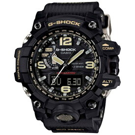 カシオ CASIO G-SHOCK(G-ショック) 「Master of G MUDMASTER(マスターオブG マッドマスター) TOUGH MVT. MULTI BAND 6」 GWG-1000-1AJF【日本製】[GWG10001AJF]【point_rb】