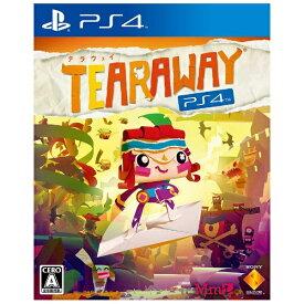ソニーインタラクティブエンタテインメント Sony Interactive Entertainmen Tearaway PlayStation 4【PS4ゲームソフト】