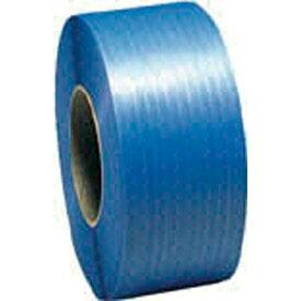 DICプラスチック ディーアイシープラスチック 機械用PPバンド12mm 青 HM12B