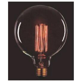 舶用電球 ヴィンテージランプ (口金E26) 110V40W G125 F2 E26[110V40WG125F2E26]