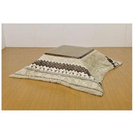 イケヒコ IKEHIKO こたつ布団 ペウラ [対応天板サイズ:約75×75cm /正方形]