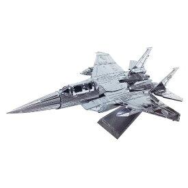 テンヨー メタリックナノパズル TMN-42 航空自衛隊 F-15J[TMN42F15J]
