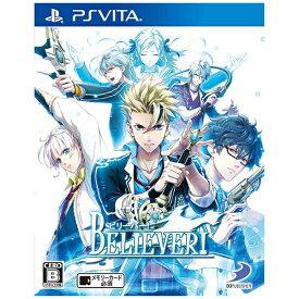 ディースリー・パブリッシャー D3 PUBLISHER BELIEVER!【PS Vitaゲームソフト】