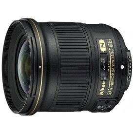 ニコン Nikon カメラレンズ AF-S NIKKOR 24mm f/1.8G ED NIKKOR(ニッコール) ブラック [ニコンF /単焦点レンズ][AFS241.8G]