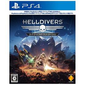 ソニーインタラクティブエンタテインメント Sony Interactive Entertainmen HELLDIVERS スーパーアースアルティメットエディション【PS4ゲームソフト】