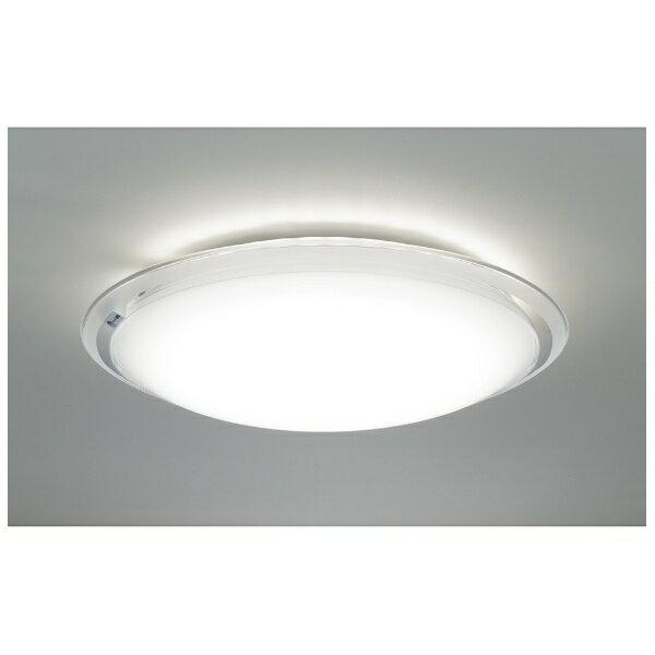 【送料無料】 日立 HITACHI リモコン付LEDシーリングライト (〜12畳) LEC-AHS1210EH 調光・調色(昼光色〜電球色)[LECAHS1210EH]