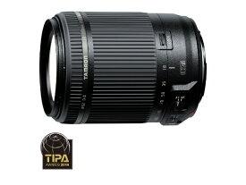 タムロン TAMRON カメラレンズ 18-200mm F/3.5-6.3 Di II VC APS-C用 ブラック B018 [キヤノンEF /ズームレンズ][B018E]
