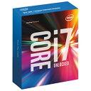 【あす楽対象】【送料無料】 インテル Core i7 - 6700K BOX品 ※CPUクーラー別売り [CPU][BX80662I76700K]
