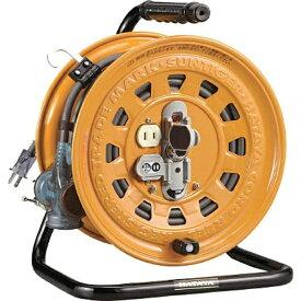 ハタヤリミテッド HATAYA 逆配電型コードリール マルチテモートリール 単相100V 27+6m TGM130