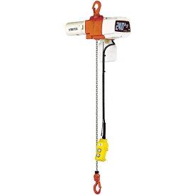 キトー KITO セレクト電気チェーンブロック2速 単相200V100kg(ST)x3m EDX10ST
