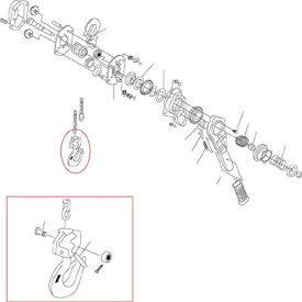 キトー KITO LB008用部品 フックラッチ組 L4BA00810712