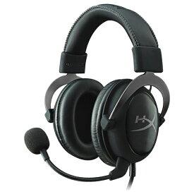 キングストン Kingston KHX-HSCP-GM ヘッドセット ガンメタル [φ3.5mmミニプラグ+USB /両耳 /ヘッドバンドタイプ][KHXHSCPGM]