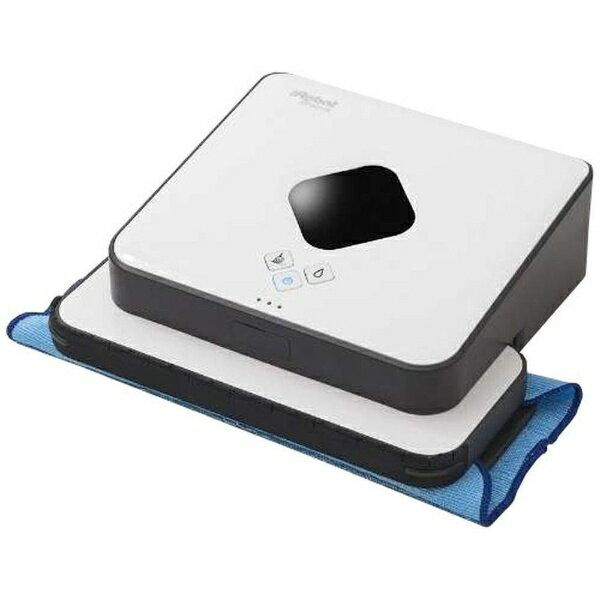 【送料無料】 iRobot 【国内正規品】 床ふきロボット 「ブラーバ380J」[380J]