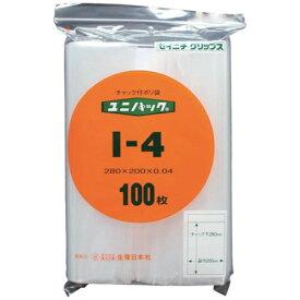 生産日本社 SEISANNIPPONSHA 「ユニパック」 I-4 280×200×0.04 100枚入 I4