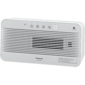 パナソニック Panasonic DS-FTX1201 セラミックファンヒーター ホワイト [人感センサー付き][電気ヒーター 小型 ナノイー DSFTX1201]【point_rb】