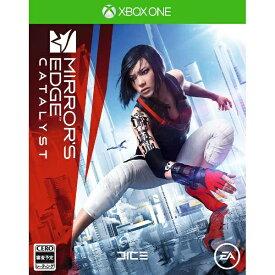 エレクトロニック・アーツ Electronic Arts ミラーズエッジ カタリスト【Xbox Oneゲームソフト】