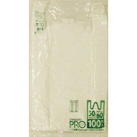 日本サニパック SANIPAK Y10Hレジ袋乳白60/50号 Y10HW (1袋100枚)