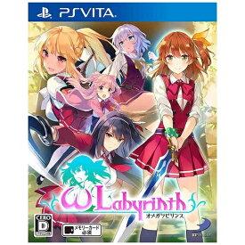 ディースリー・パブリッシャー D3 PUBLISHER オメガラビリンス【PS Vitaゲームソフト】