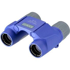 ナシカ光学 NASHICA 6倍双眼鏡「CLACCS」6x18 DCF-IFF(ブルー)[CLACCS6X18IFF]