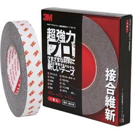 3Mジャパン スリーエムジャパン VHB構造用接合テープ 超強力プロ 接合維新 25mm×10m BR-12 25X10 3080[BR1225X10]
