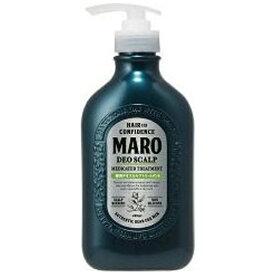 ストーリア storia MARO(マーロ)薬用デオスカルプトリートメント 本体 (480ml)
