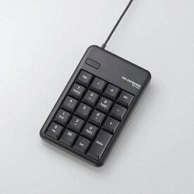 エレコム ELECOM TK-TCM012BK テンキー ブラック [USB /有線][TKTCM012BK]