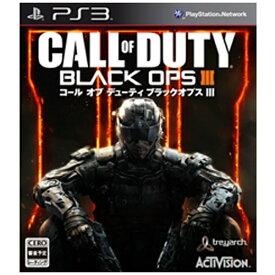ソニーインタラクティブエンタテインメント Sony Interactive Entertainmen コール オブ デューティ ブラックオプスIII【PS3ゲームソフト】